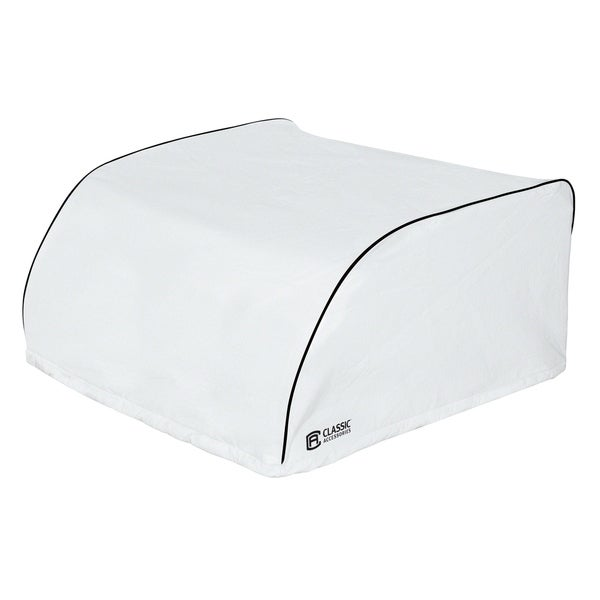 Classic Accessories 80-251-212801-00 RV Air Condition Cover, White 32291337