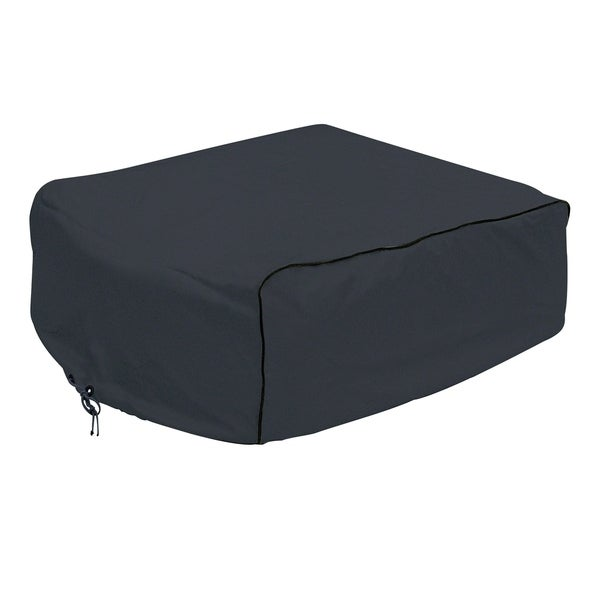 Classic Accessories 80-232-150401-00 RV Air Conditioner Cover, Black 32291344