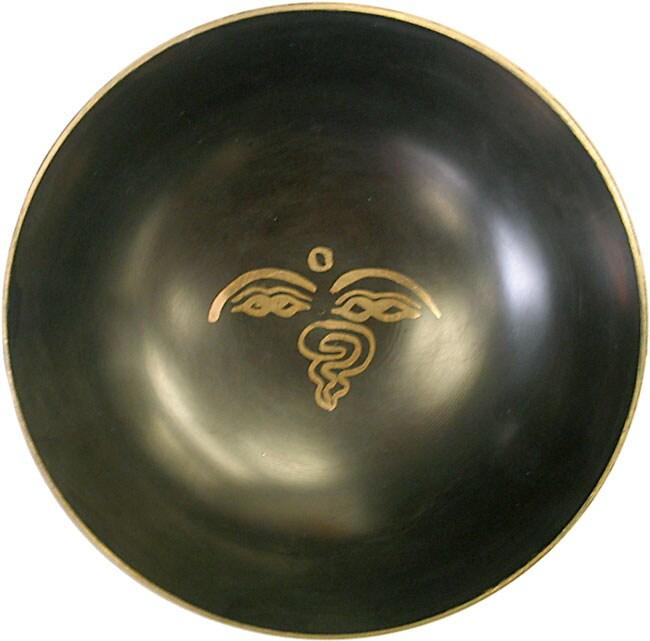 Brass Singing Bowl, Nepal (Case of 2)