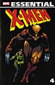 Essential X-men 4 (Paperback)