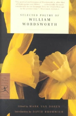 Selected Poetry of William Wordsworth (Paperback)