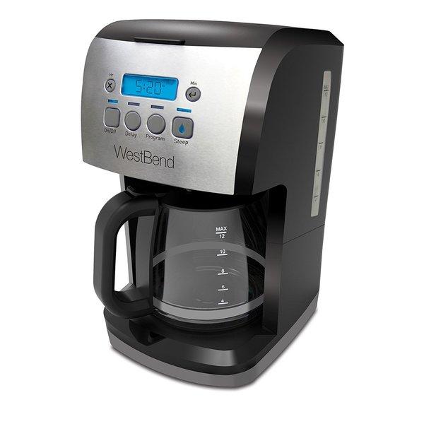 West Bend 56911 Steep & Brew Coffee Maker 32344890