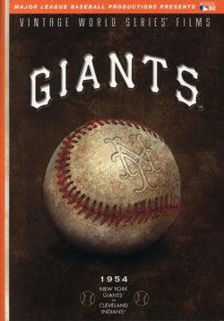 New York Giants Vintage World Series Films (DVD)