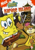 SpongeBob Square Pants: Karate Island (DVD)