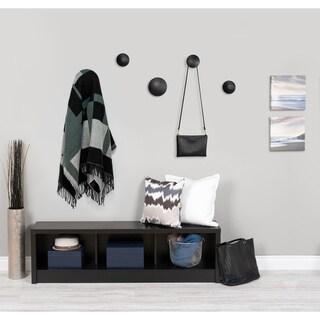 Mod Made Wall Button Coat Rack Hooks