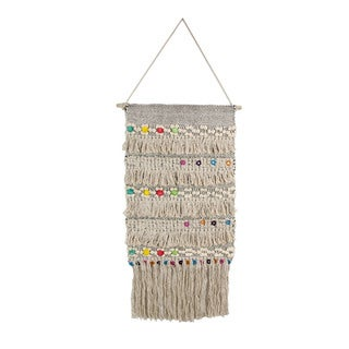 Marmont Hill - Handmade Colorful Macrame Wall Hanging