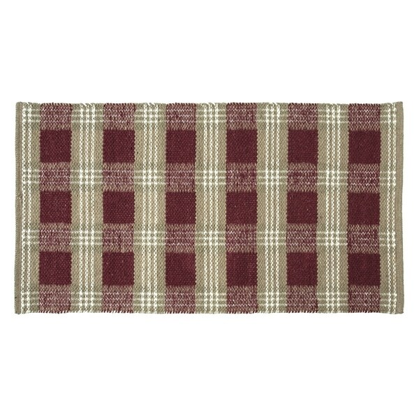 "Everson Wool & Cotton Rug (2'3"" x 4') - 2'3"" x 4' 32369752"