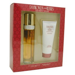 Diamonds & Rubies Women's 2-piece Gift Set