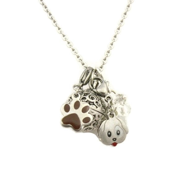 Puppy Love Kids 16-inch Essential Oil Charm Necklace 32391170