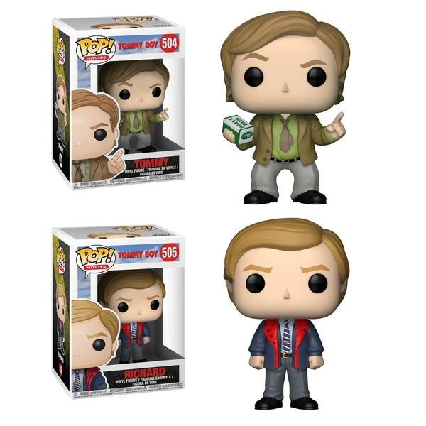 Funko POP! Movies Tommy Boy Collectors Set; Richard & Tommy 32404060