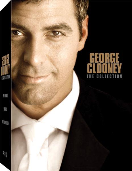 George Clooney Celebrity Pack (DVD)