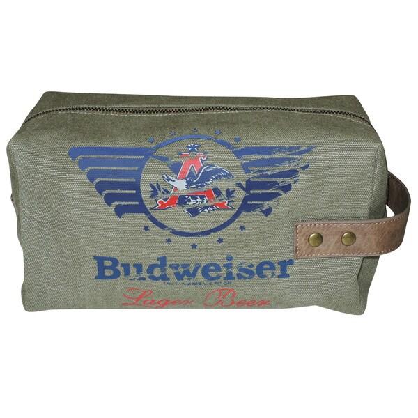 Buxton Eagle Wings Single Zip Travel Kit 32438020