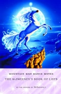 Mountain Man Dance Moves: The Mcsweeney's Book of Lists (Paperback)