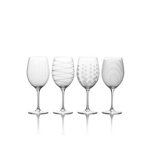 Mikasa 'Cheers' 24 oz. Bordeaux Wine Glass (Set of 4)