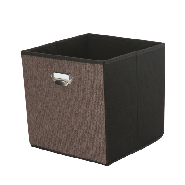 Linen Storage Cube W/ Name Plate 32475642