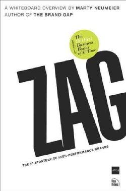 Zag: The #1 Strategy of High Performance Brands (Paperback)