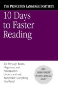 10 Days to Faster Reading (Paperback)