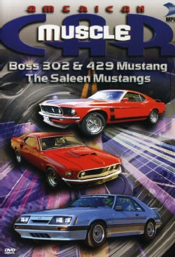 American Muscle Car: Boss 302 & 429 Mustang & The Saleen Mustangs (DVD)