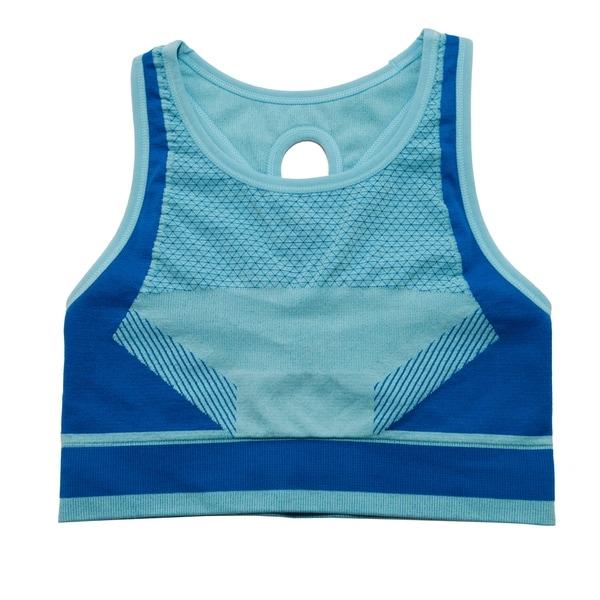 Layer 8 Womens Seamless Figure 8 Sports Bra 32523716
