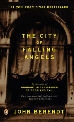 The City of Falling Angels (Paperback)