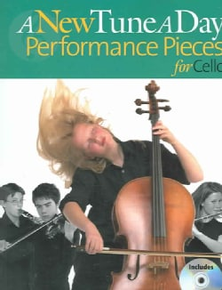 A New Tune a Day Performance Pieces for Cello