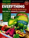 Everything for Early Learning Preschool: English-Spanish (Paperback)