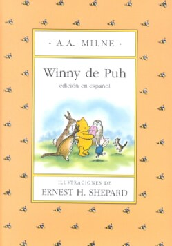 Winny De Puh / Winnie the Pooh (Hardcover)