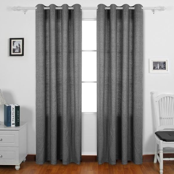 Popular Home Damen Curtain Panel 32598401