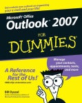 Outlook 2007 for Dummies (Paperback)