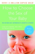 How to Choose the Sex of Your Baby: The Method Best Supported by Scientific Evidence (Paperback)
