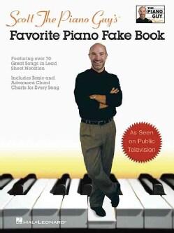 Scott the Piano Guy's Favorite Piano Fake Book (Paperback)