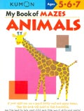 My Book of Mazes: Animals (Paperback)