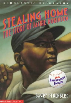 Stealing Home: The Story of Jackie Robinson (Paperback)
