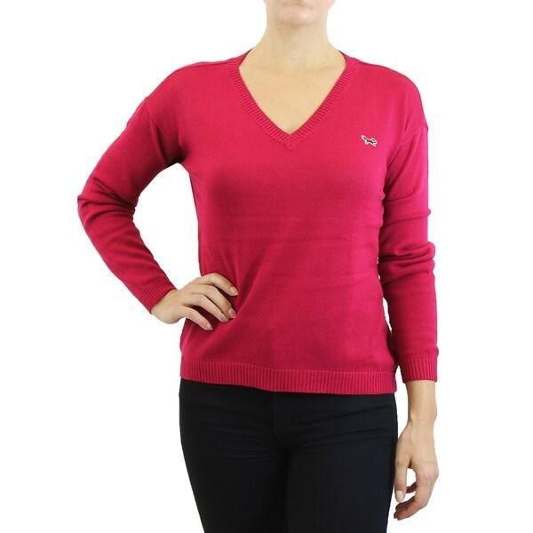 Women's Long Sleeve Button Cardigan Sweater 32674053