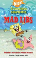 Spongebob Squarepants Mad Libs (Paperback)