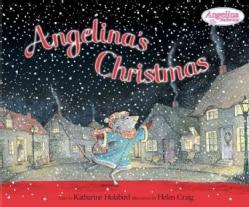 Angelina's Christmas (Hardcover)