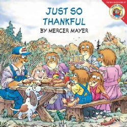 Just So Thankful (Paperback)