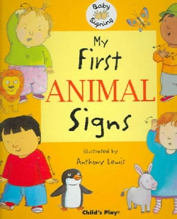 My First Animal Signs (Board book)