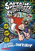 Captain Underpants And the Preposterous Plight of the Purple Potty People (Paperback)