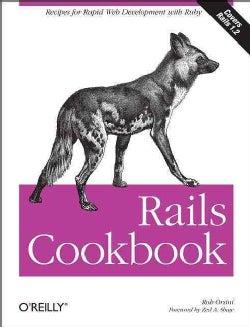 Rails Cookbook (Paperback)