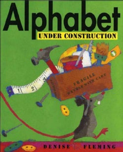 Alphabet Under Construction (Paperback)