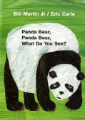 Panda Bear, Panda Bear, What Do You See? (Board book)