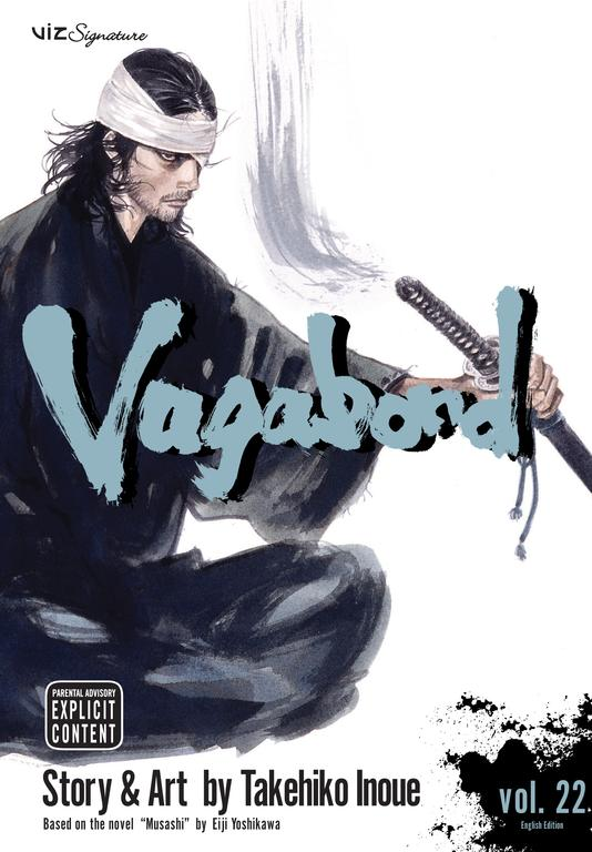 Vagabond 22 (Paperback)