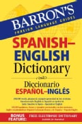 Barron's Foreign Language Guides Spanish-English Dictionary (Paperback)