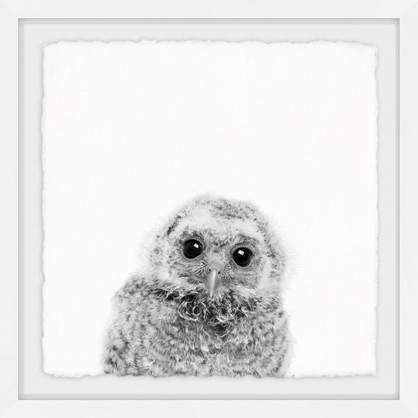 'Those Big Eyes' Framed Painting Print 32825231