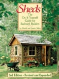 Sheds: The Do-it-yourself Guide for Backyard Builders (Paperback)