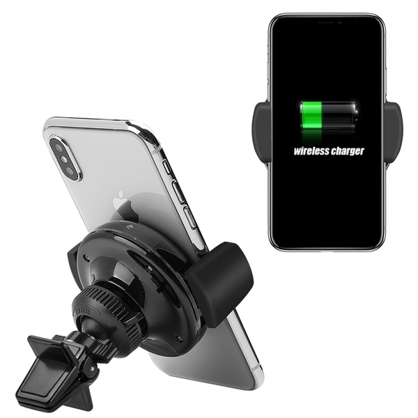 Wireless Charging Qi Standard Air Vent Car Mount for Iphone 8 32841746