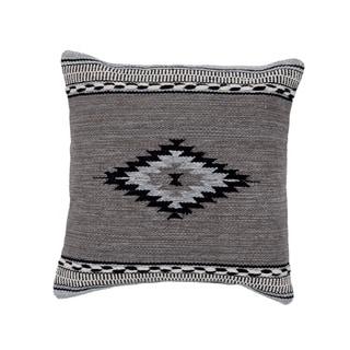 "Handmade 20"" Cotton Throw Pillow, Set of 2"
