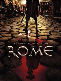 Rome: The Complete First Season (DVD)