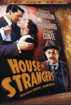 House Of Strangers (DVD)